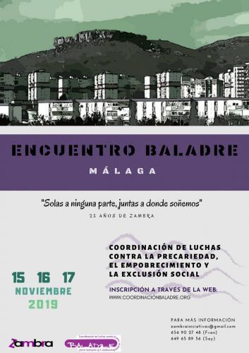 Encuentro Coordinación Baladre