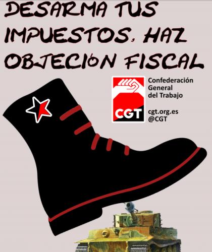 objeción fiscal