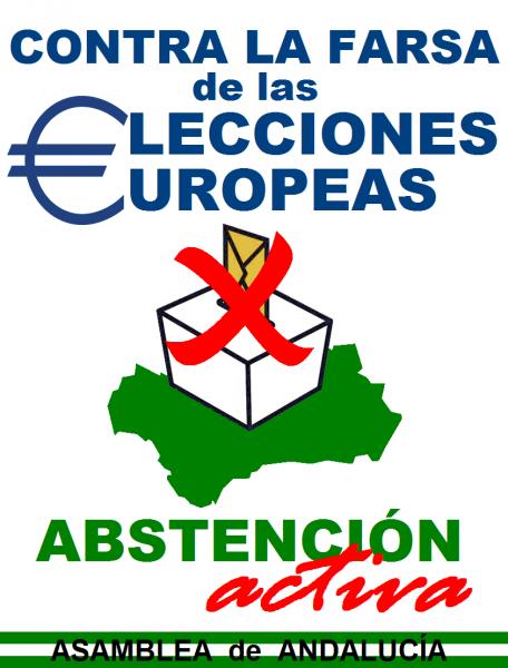 la farsa de las elecciones europeas